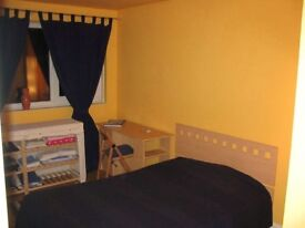 Large double room inc all bills
