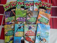Childrens books Yuck and Jack Stalwart