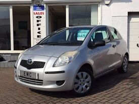 2006 06 Toyota Yaris 1.0 VVT-i Ion~WARRANTIED LOW MILES WITH FSH~