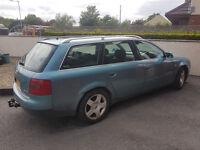 Audi A6 avant, 1.9 TDI