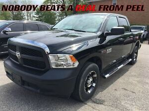 2015 Ram 1500 ST**ECODIESEL*BACK-UP CAMERA**TOW PACKAGE**