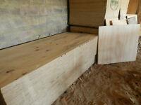 Exterior structural grade ply