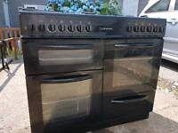 Cookworks double range cooker