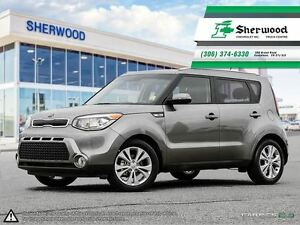 2016 Kia Soul EX+ Only 1, 800KMS!!