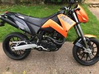 2003 ktm lc4 640 supermoto Duke 2 Full mot low miles px rd legal Mx enduro bike