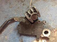 Yamaha dtr125 rear brake caliper