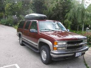 1999 GMC Suburban K1500TY Other