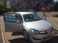 Vauxhall Astra 1.8 Sri exterior pack