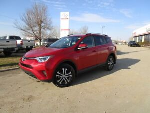 2016 Toyota RAV4 LE One Owner, Toyota Certified