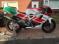 Yamaha TZR250 3XVR 1991 with V5 and 12 months MOT