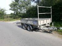 ifor williams 8x5 new brakes 2013