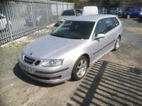 Saab 9-3 / 1.9 Diesel / Estate / 56 Plate / plenty extras