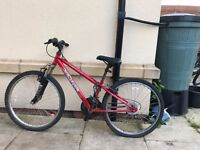 Kids bikes, ages 7-10, in reasonably good condition