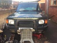 Discovery 2.5 not td5 spares repairs