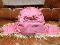 Superdry Trapper Hat BNWT £56