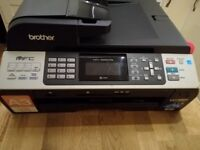 Brother A3 printer A4 fax A4 copy A4 scan MFC-5890 CN
