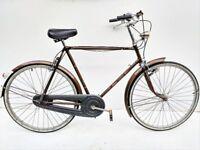 Vintage Dutch Union 'Arizona' Town bicycle