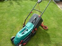 Bosch electric lawnmower ARM36