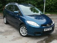 2007 MAZDA 5 TS2 /// 7 SEATER /// 12 MONTH MOT/// TOW BAR///