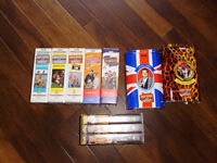 Only Fools and Horses series 1-7 plus 3 specials, Tapes