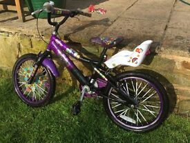 Childs bicycle for age 5-7