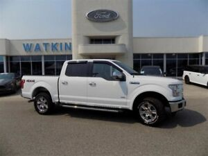 2016 Ford F150 Super Crew Lariat 4X4 Eco -