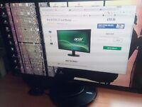 Acer K272HLBID 27 Inch HDMI LED Monitor
