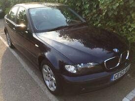 BMW 1.8 - 81000 miles, orient blue