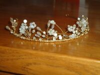Tiara for Wedding or Prom
