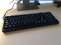 [BRAND NEW] Cooler Master Quickfire TK mechanical keyboard UK Layout, Cherry MX Brown, LED