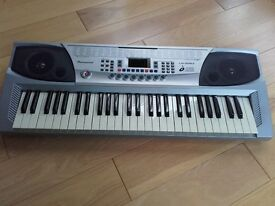 Burswood 54 key electronic keyboard
