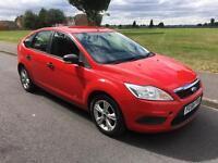 2008 58 Ford Focus 1.6 tdci diesel £30 tax FSH !!! 2 owner s. STUNNING !!! Px