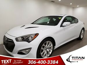 2016 Hyundai Genesis 6Spd|CAM|Sunroof|Leather|NAV