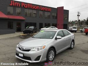2013 Toyota Camry LE local/no accidents