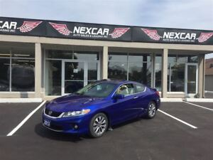 2013 Honda Accord EX-L C0UPE AUT0 NAVI LEATHER SUNROOF 89K