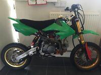 Lifan 125cc pit bike