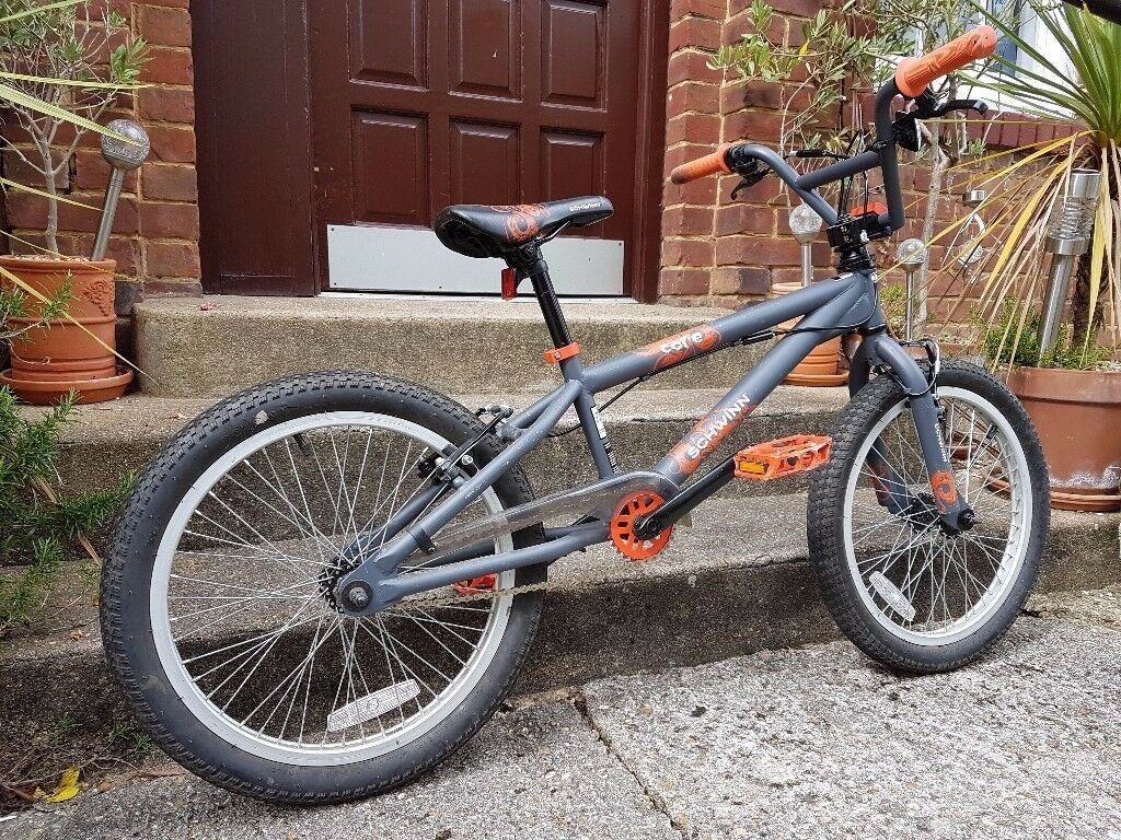 "20"" Schwinn Status BMX Bike"