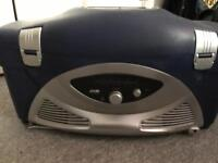 Radio cool box
