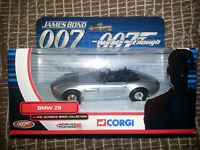 Corgi James Bond 007, BMW Z8, TY05002, Ultimate Collection, The World is not Enough