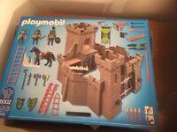Playmobil castle 6002