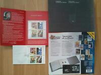 Millenium Stamp Collection Canada Post and more...