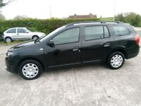 2013 Dacia Logan Diesel Estate, Full MOT, Free Road Tax.