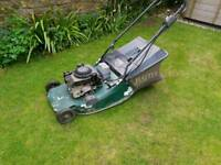 Batter Harrier 56 Petrol Lawnmower