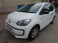 VOLKSWAGEN UP 1.0 TAKE UP 3d 59 BHP FULL SERVICE RECORD ++ 1 PREVIOUS KEEPER ++