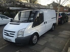 2007 Ford Transit 85 White FWD 2.2 remote central locking