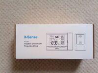 X-Sense AG22P Projection Clock