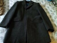 Boy's Autograph wool coat, age13/14, never worn. Beautiful quality classic coat.