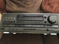 Technics 220w Surround Sound amp receiver hifi separates