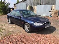 Ford Mondeo mk2 26k 1.8 Petrol . Low milage 1 Lady Owner Classic Ford.