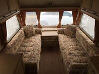 Lunar clubman 1991 touring caravan